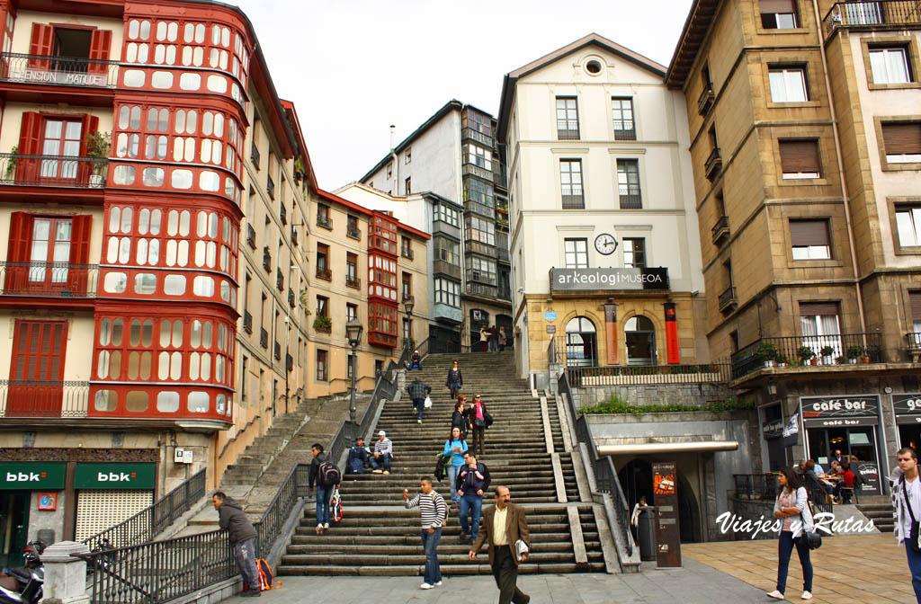 Plaza de Miguel de Unamuno de Bilbao