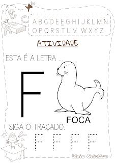 Atividades letra f