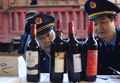 Vin: la Chine reconnaît 45 appellations bordelaises