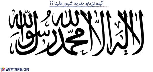 كيف نؤدي حقوق النبي علينا (3) - منصة تجربة