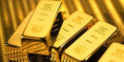 أحتياطيات الذهب العالمية