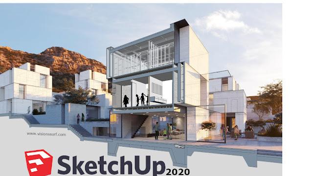 Sketchup pro & Maker 2020