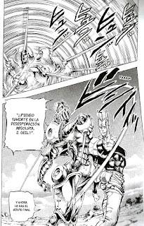 """Reseña de """"JOJO'S BIZARRE ADVENTURE: Stardust Crusaders"""" vol.3 de Hirohiko Araki - Ivréa"""