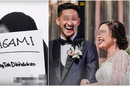 """Perempuan bijak takkan simpan, dia buang terus!""  Netizen Perli Suami Minta Simpati, Tapi Sendiri Tak Adil Berpoligami"
