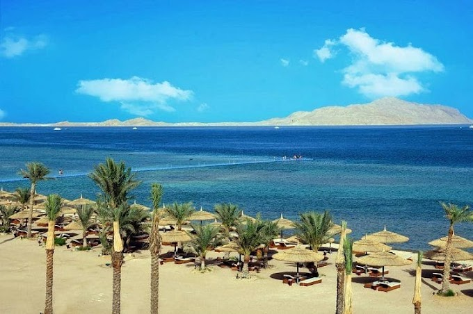 Egypt's Red Sea Riviera, Gulf of Aqaba (with Map & Photos)