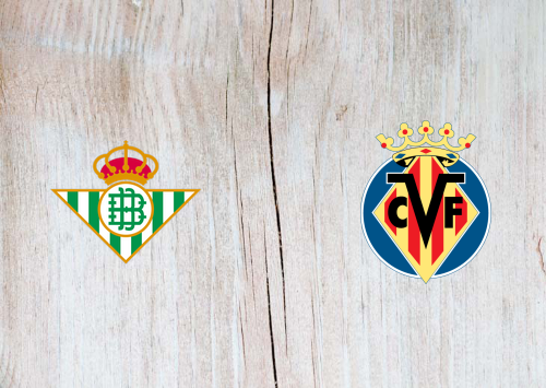 Real Betis vs Villarreal -Highlights 13 December 2020