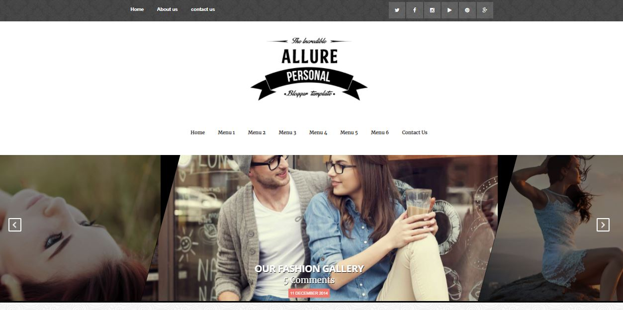 Allure-premium-version-responsive-blogger-template-free-download