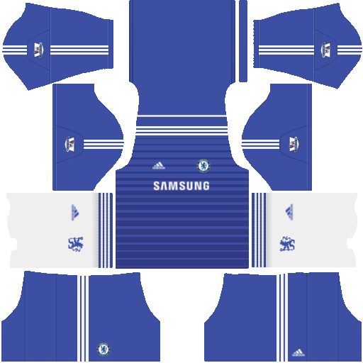 FTS15 Kits: FTS15 Kits EPL Chelsea