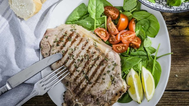 Mediterranean diet with lean meat can 'reduce the risk of heart disease'