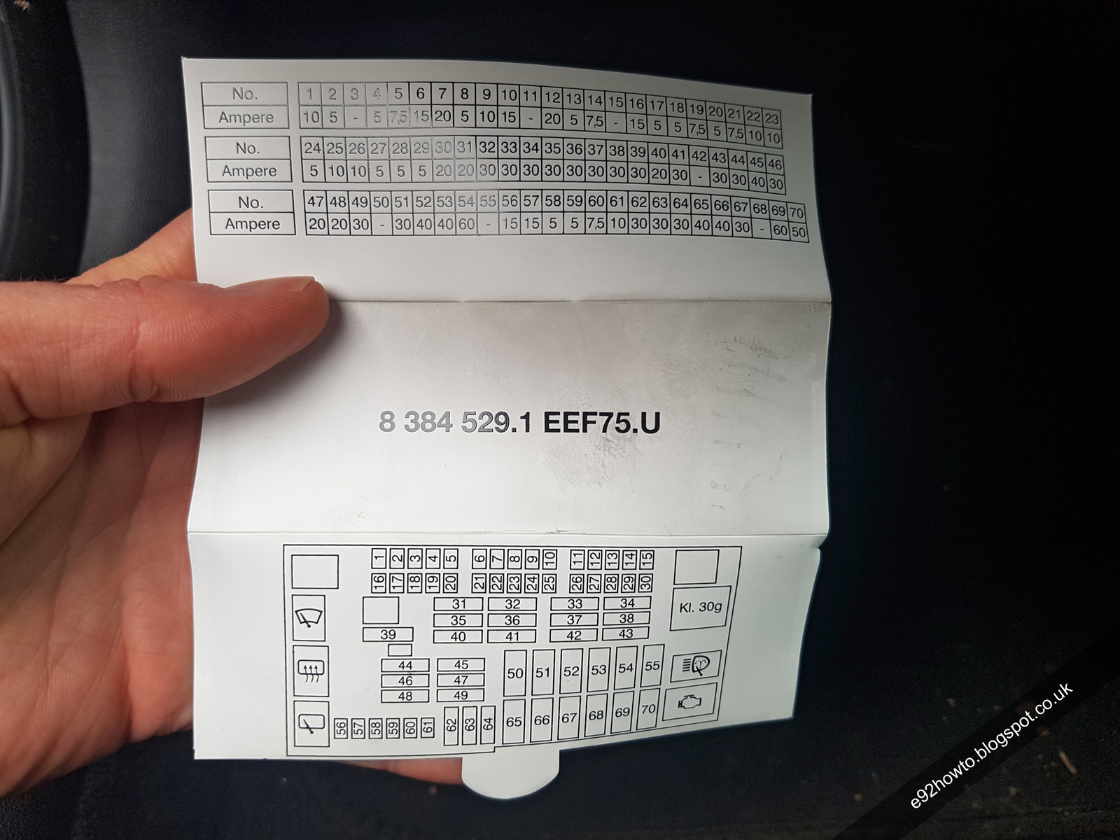 bmw e92 how to guides fuses  interior  location bmw 1 series fuse box location 2013 bmw 1 series fuse box location 2013 bmw 1 series fuse box location 2013 bmw 1 series fuse box location 2013