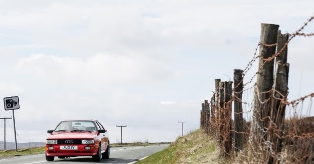 Workshop Projects 1984 Audi Quattro Ur
