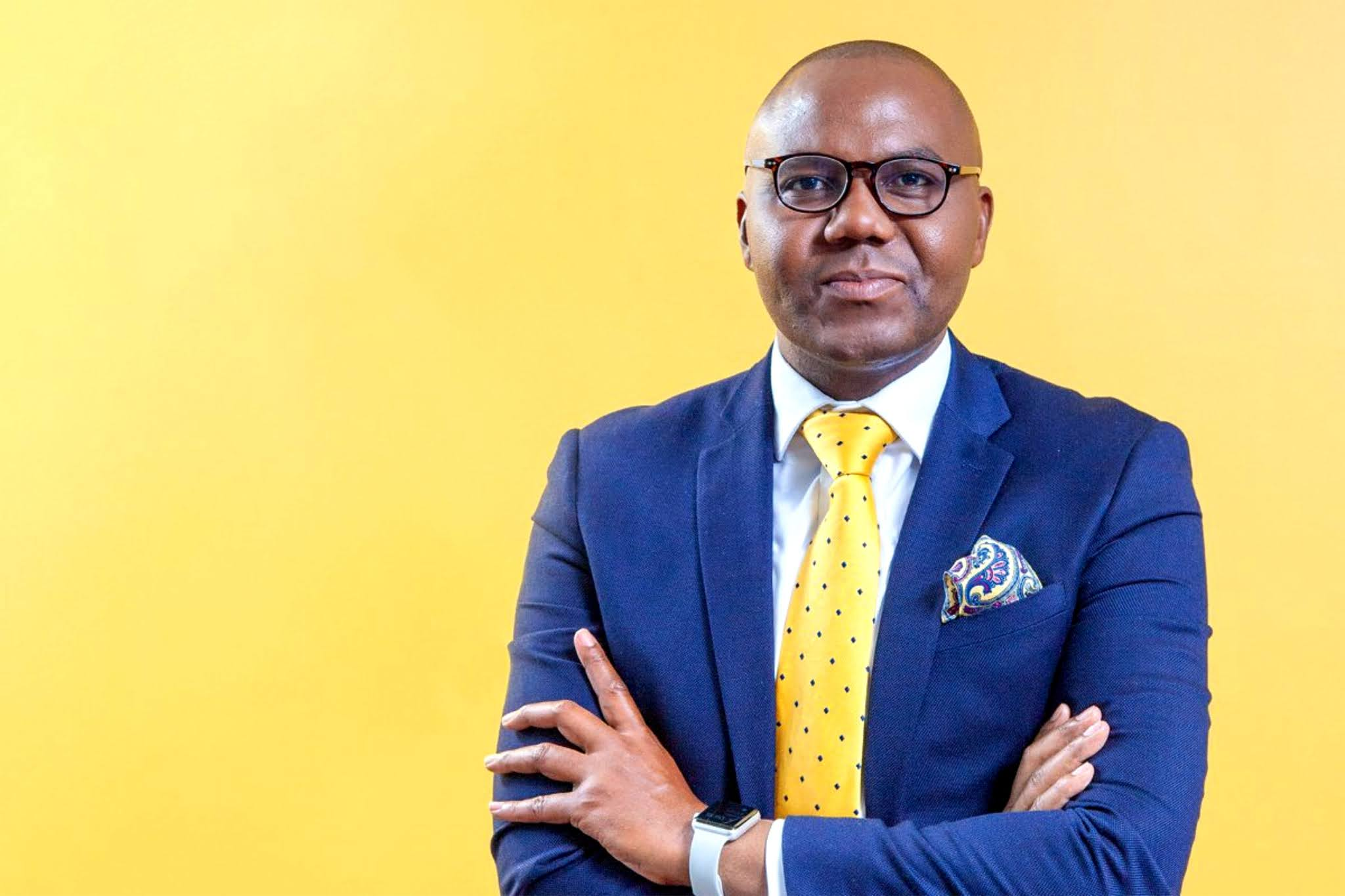 """""""I Believe in Influence, not Accumulation"""": Dr Lance Mambondiani"""