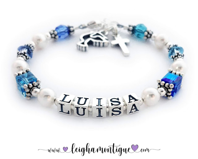 Blues First Communion Bracelet™