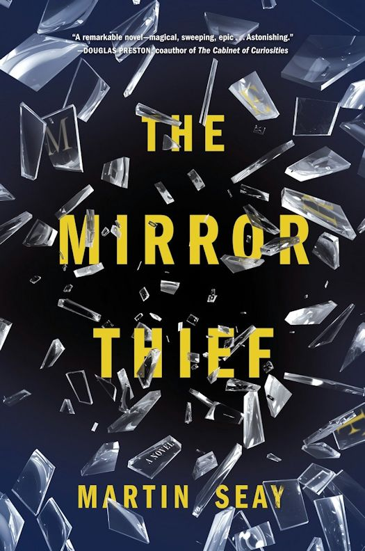 Interview with Martin Seay, author of The Mirror Thief