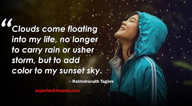 23 Best Rain Quotes with Images | quotes on monsoon.