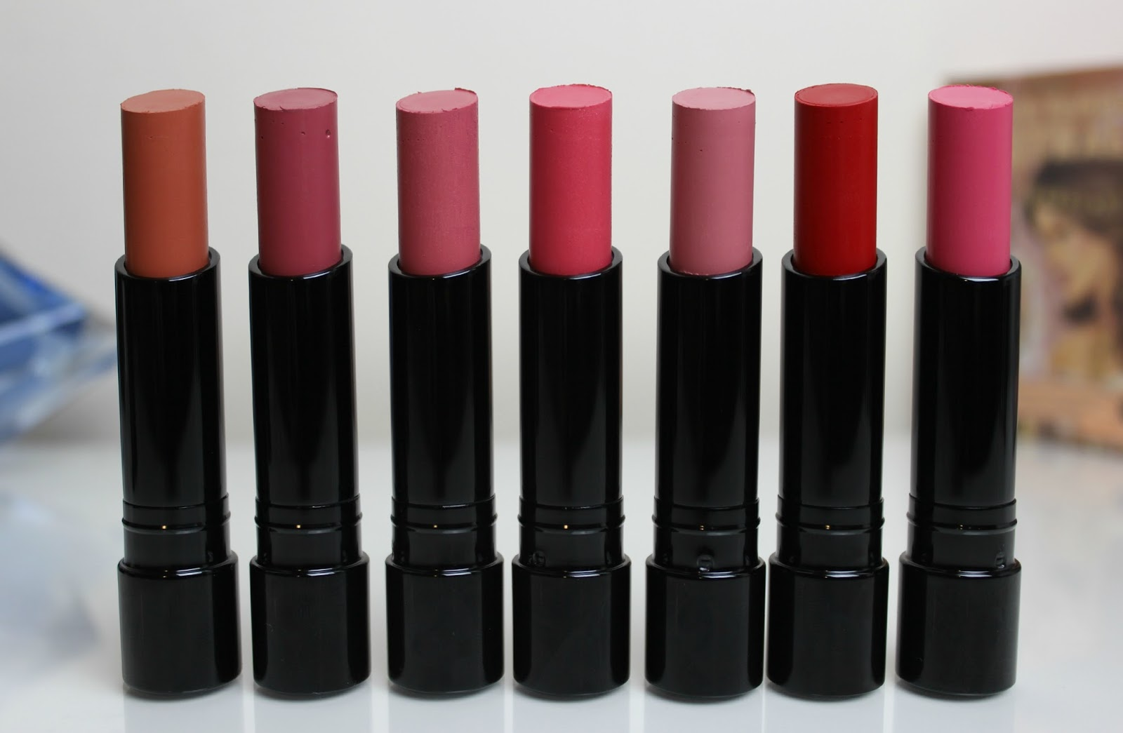 A picture of Bobbi Brown Sheer Color Lipsticks