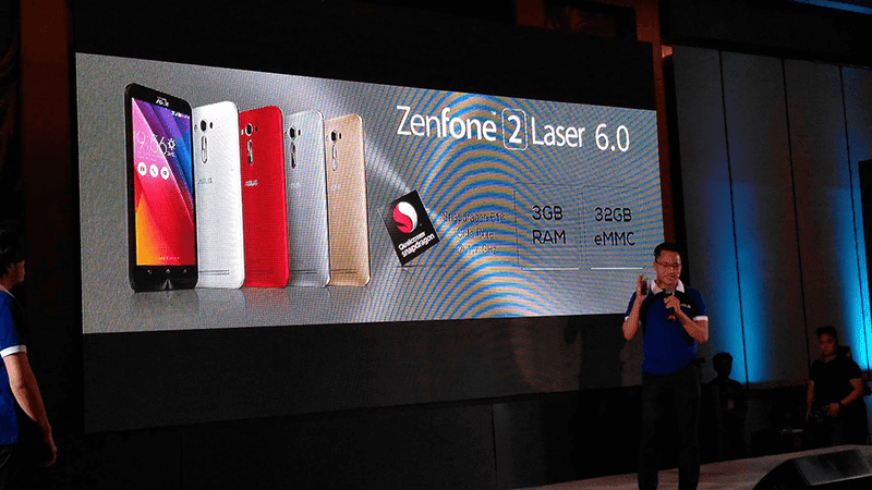 Asus ZenFone 2 Laser 6.0 officially launched