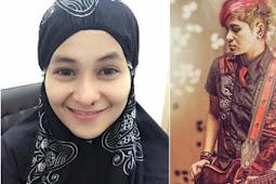 Inilah 6 Potret Perubahan Mita The Virgin, Dari Tomboy Hingga Berhijab, Netizen:Wow Cantik Banget