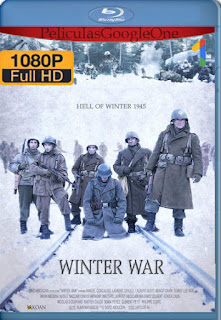 Winter War (Infierno En Hielo) (2017) [1080p Web-DL] [Latino-Esloveno] [LaPipiotaHD]