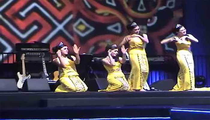 Tari Tumatenden, Tarian Tradisional Dari Sulawesi Utara