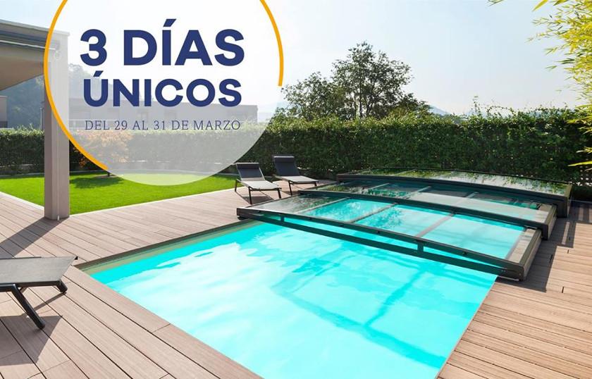 Precios de fábrica en las cubiertas de piscina de Abrisud en Piscium Pools
