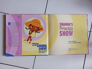 1 Shanna's Princess Show by Jean Marzollo