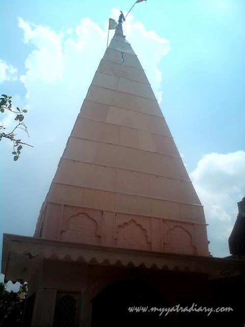 Chaurasi Khamba Temple, Lord Krishna's birthplace, Old Gokul Mahavan