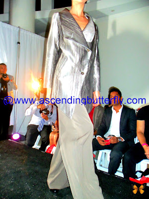 Cesar Galindo SS14 Collection featured at Latinista Fashion Week in New York City