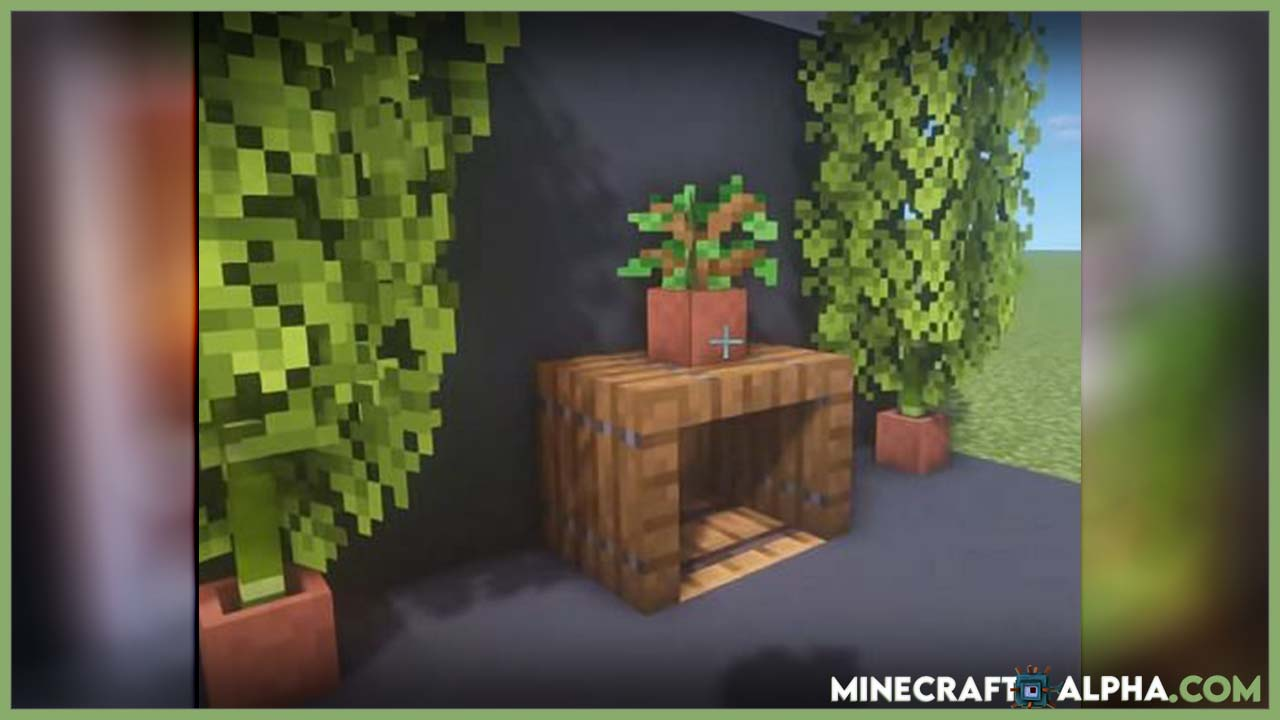 Top 5 Best Decorations (5 best inside plan deceives in Minecraft)