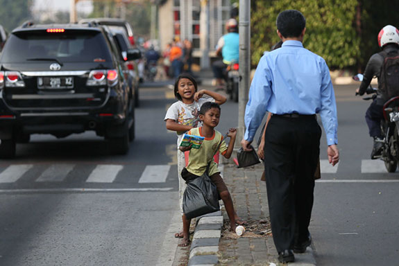 Ilustrasi Anak Jalanan