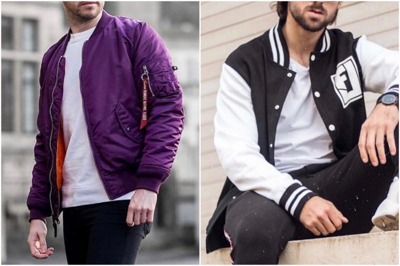 Bimber jackets for style and comfort, Athleisure.
