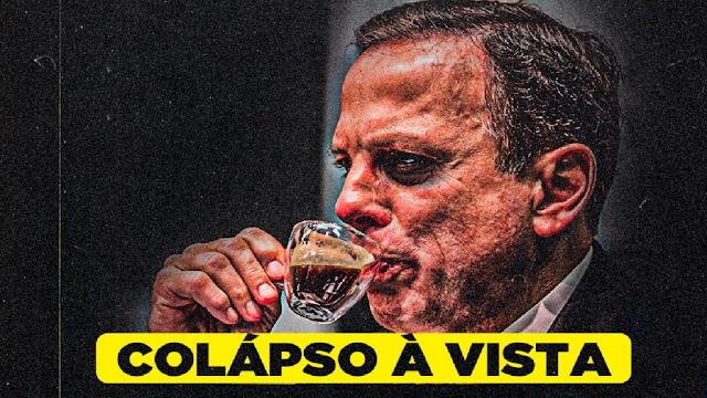 Medidas ditatoriais de Doria quebraram 30% dos bares e restaurantes de São Paulo