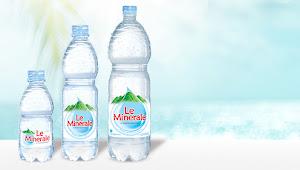 Kandungan Mineral dari Air Minum Berkualitas