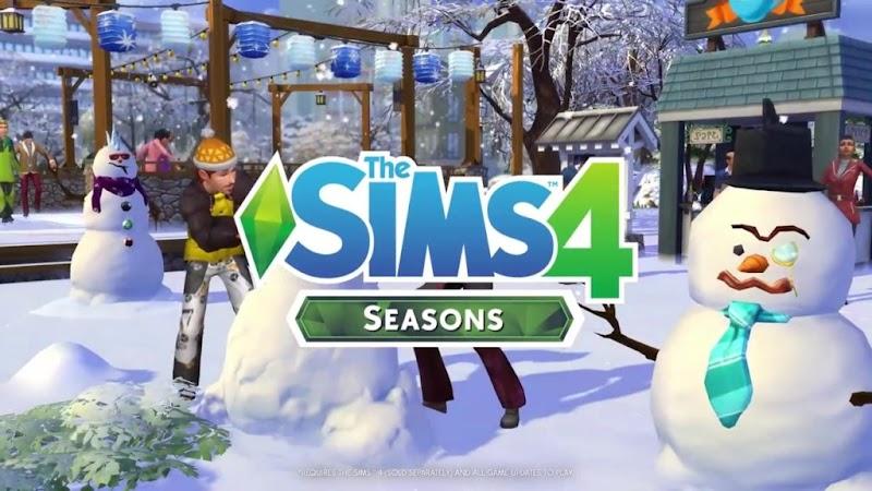 THE SIMS 4 V1.44.77.2010 (SEASONS) ALL DLC