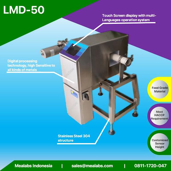 LMD-50 Pipeline Metal Detector