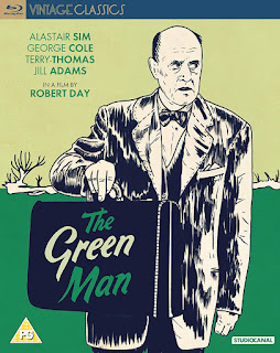 The Green Man - Cover