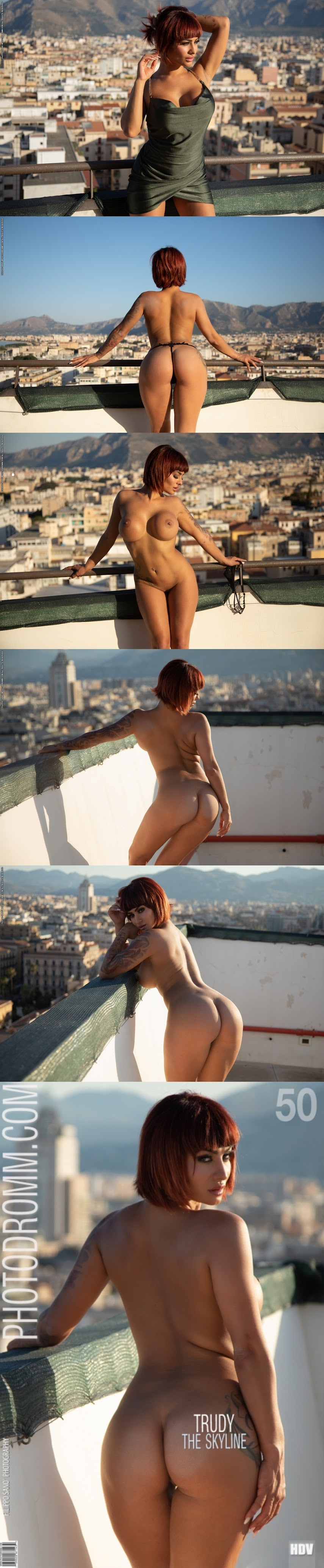 [PhotoDromm] Trudy - The Skyline