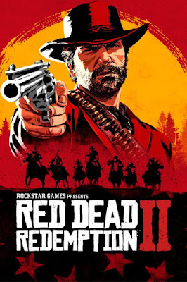 Capa do Red Dead Redemption 2