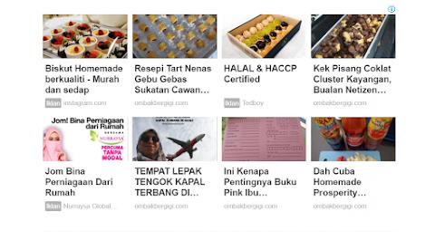 Tutorial Pasang Iklan Adsense Matched Content Pada Blog.