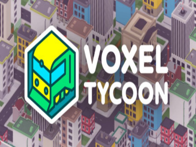 Download Voxel Tycoon Game PC Free