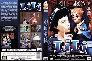 Carátula 1 dvd: Lili 1953