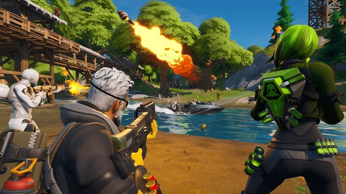 Epic games request rejected and Fortnite will remain outside the app store