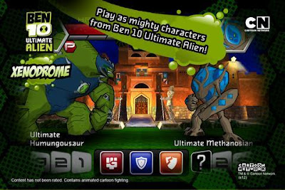 GAME BEN 10 XENDROME