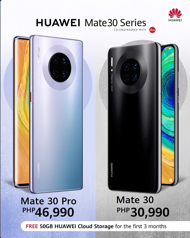 Huawei Mate 30 Pro, Mate 30 Price Drop
