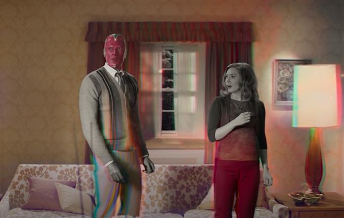 WandaVision presenta su primer y complétamente diferente, trailer.