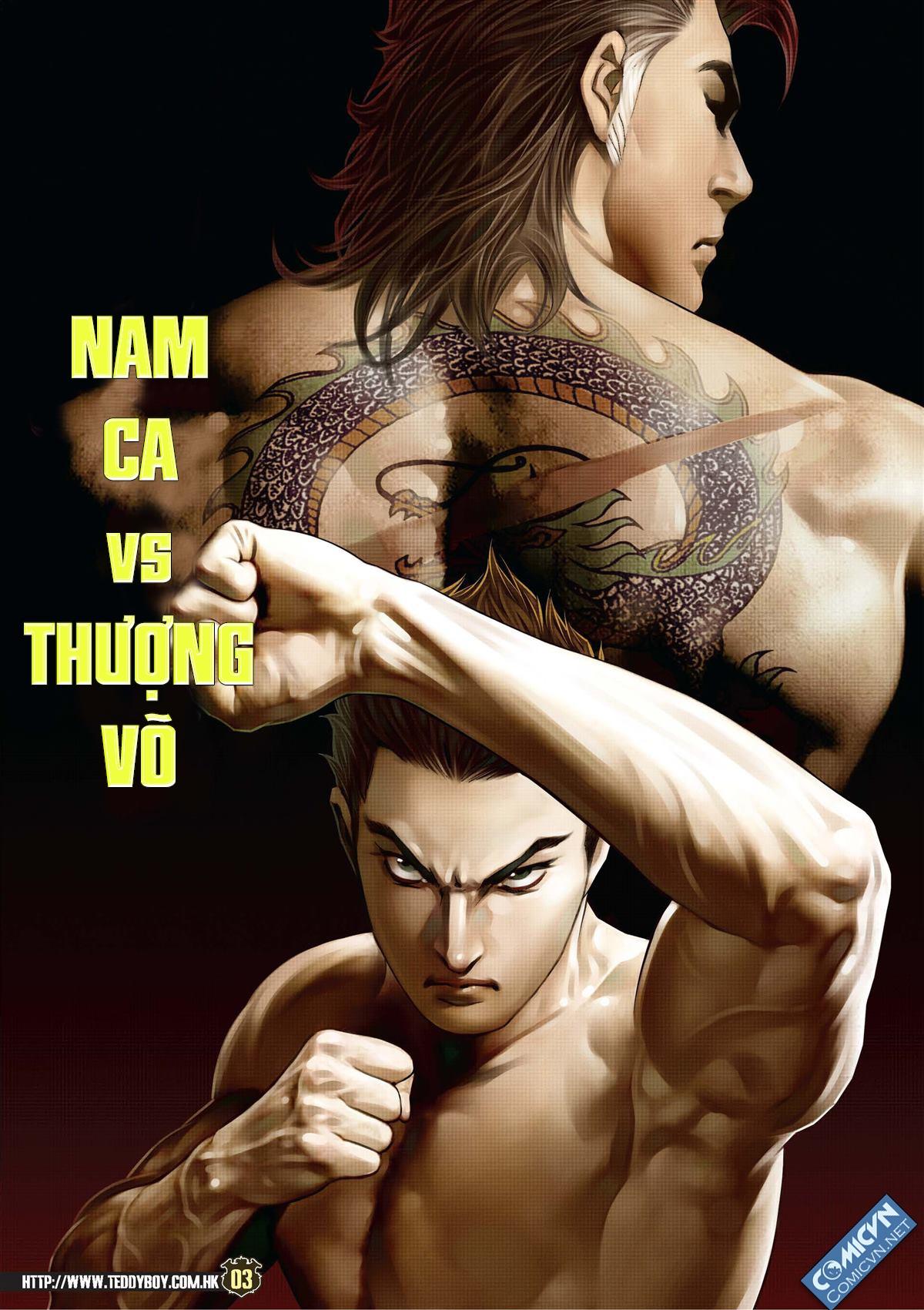 Người Trong Giang Hồ chapter 2119: nam ca vs thượng võ trang 2
