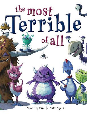 The Most Terrible of All. By Mượn Thị Văn. Illustrations by Matt Myers.