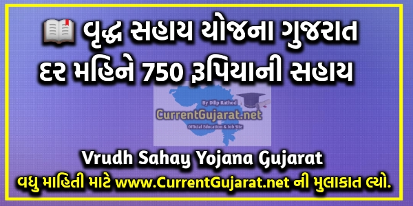 Vrudh Sahay Yojana Gujarat Mahiti And Application Form