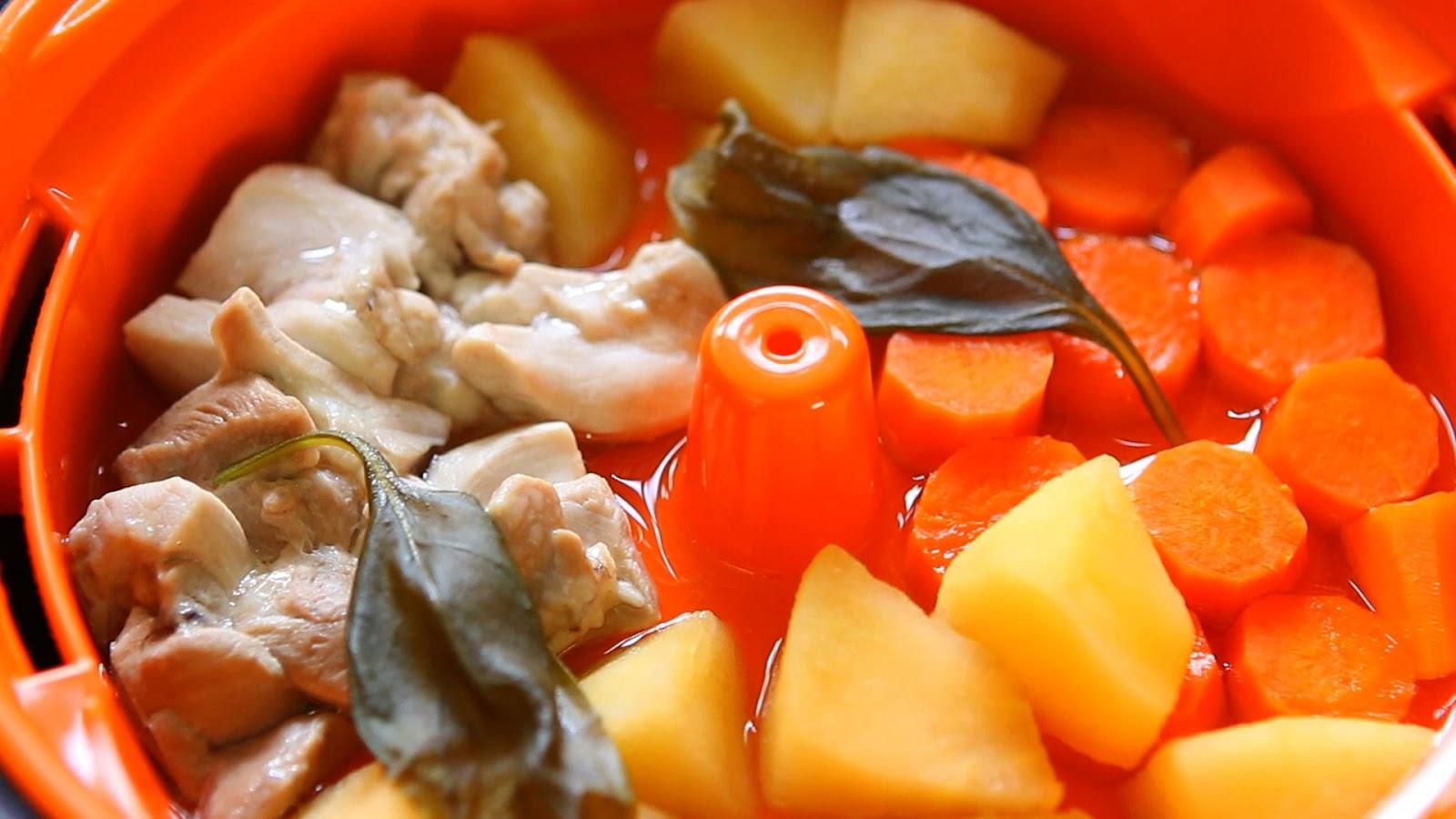 BASIC CHICKEN BABY FOOD RECIPE