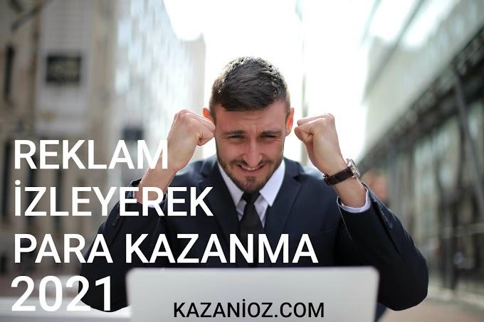 Reklam İzleyerek Para Kazan